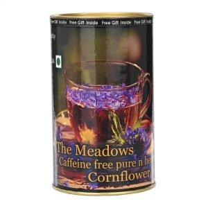 The Meadows Cornflower Tea